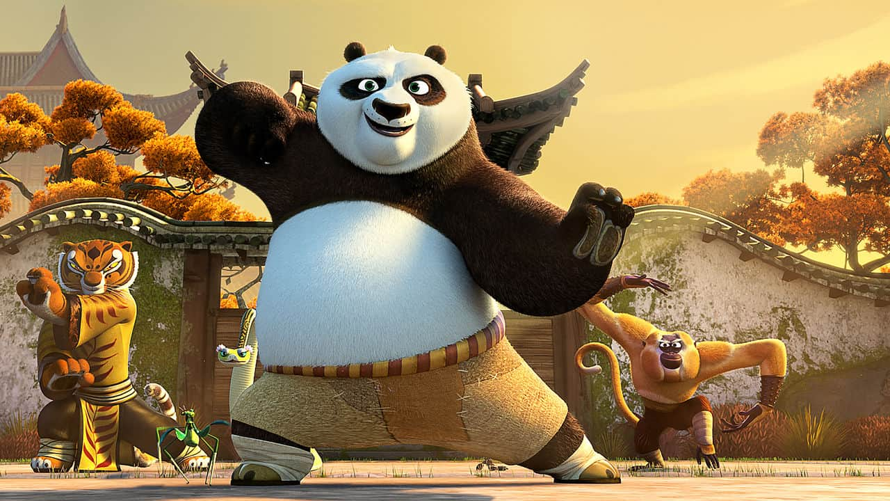 10 things you didn't know about kung fu panda