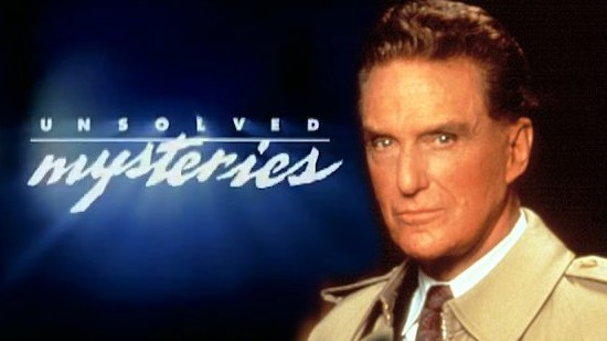 Image result for unsolved mysteries tv series 1987