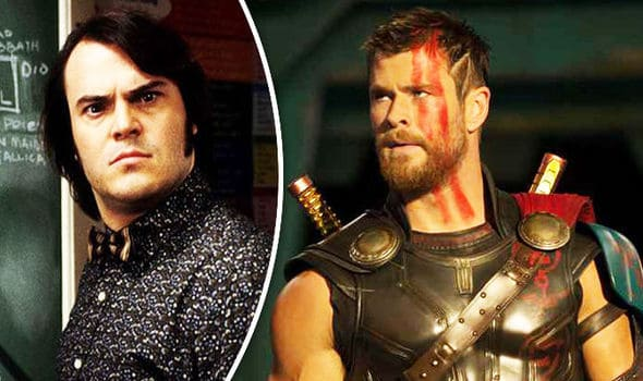 Jack Black Calls Out Thor Ragnarok For Stealing From School Of Rock