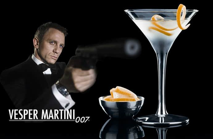 james bond casino royale cocktail