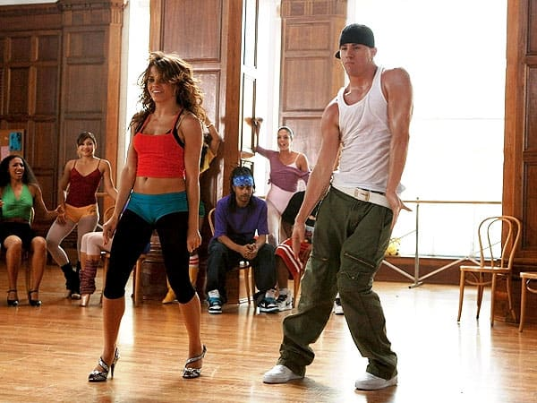 The top five channing tatum dance scenes in movies m4hsunfo