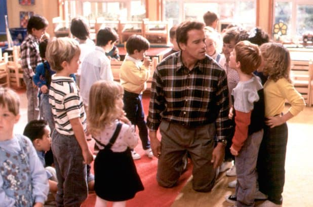 """10 Things You Didn't Know about """"Kindergarten Cop"""""""