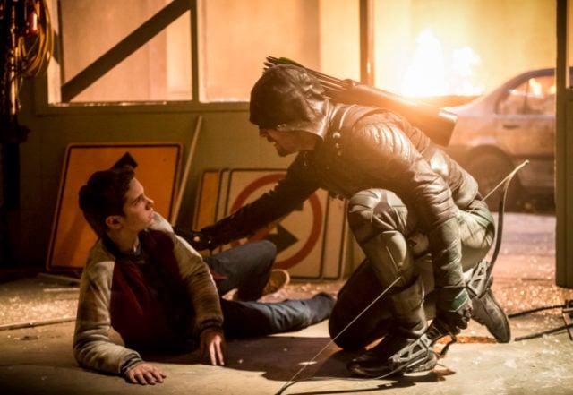 Arrow Season 6 Episode 11