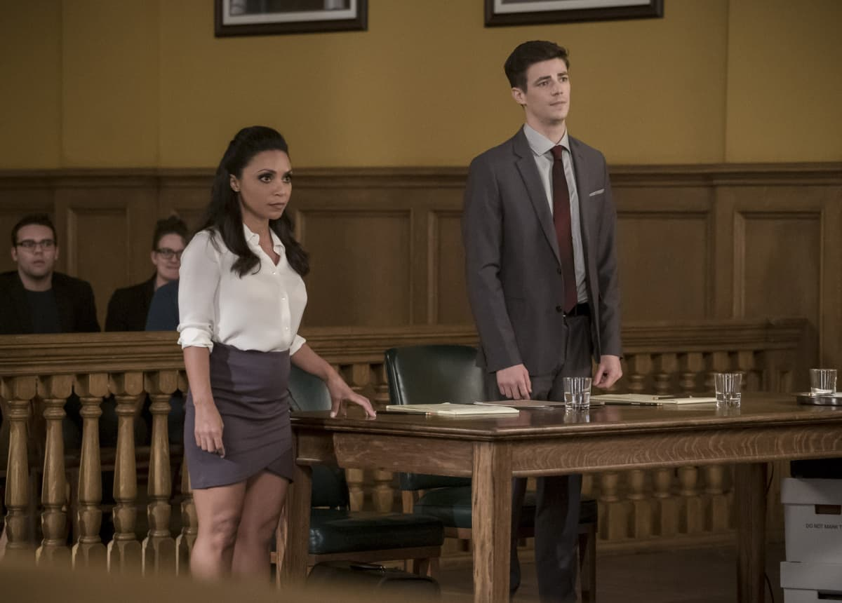 """The Flash S4E10 Review: """"The Trial of The Flash"""""""
