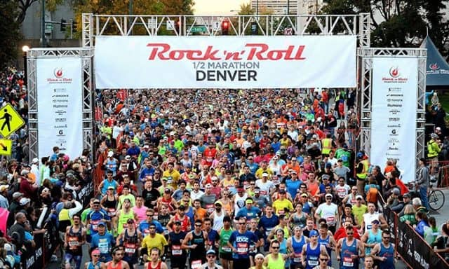1360ad0fe It's a marathon with bands playing along the course, and finish line  concerts featuring the worlds' best music names. Lady Antebellum, Goo Goo  Dolls, ...
