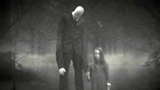 who is the real slender man
