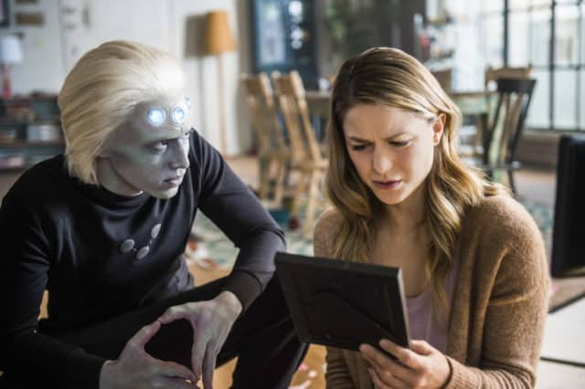 """Supergirl S3E10 Review: """"Legion of Superheroes"""""""