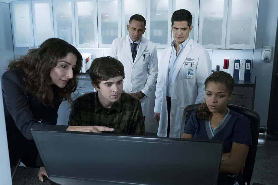 The Good Doctor Folge 1