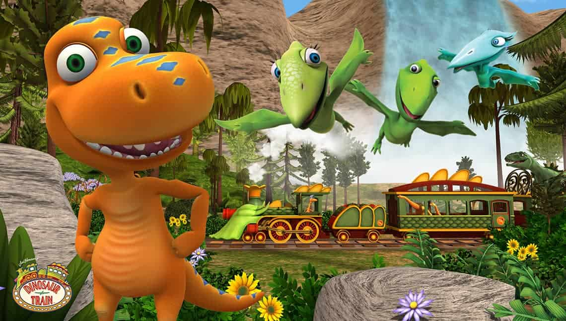 Five Things You Didnt Know About Dinosaur Train