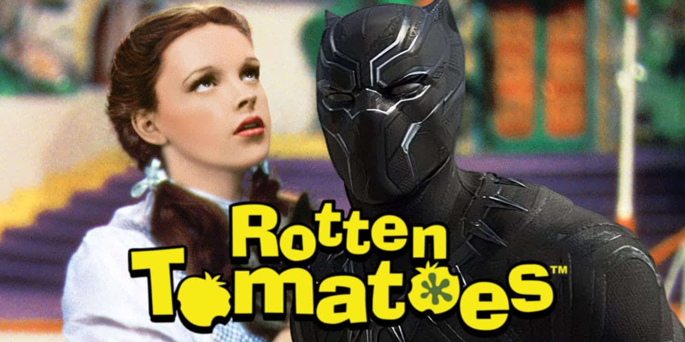 Black Panther\' Beats Out \'The Wizard of Oz\' as the Best Reviewed ...