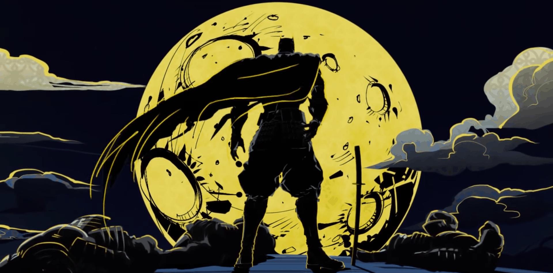 The ninja batman anime is coming to the u s sooner than - Ninja anime wallpaper ...