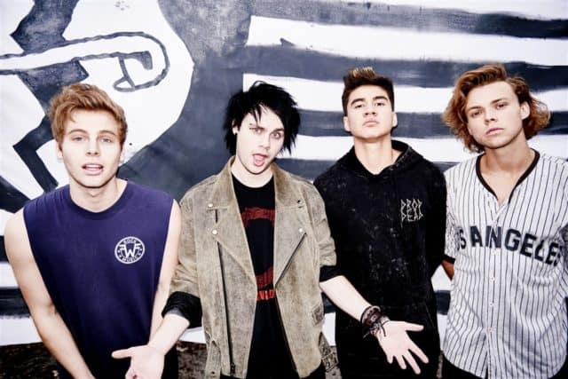 58e5fb45158b 5 Seconds of Summer (otherwise styled as 5SOS) has gained a lot of traction  in the musical world over the past few years. This band started out on  YouTube