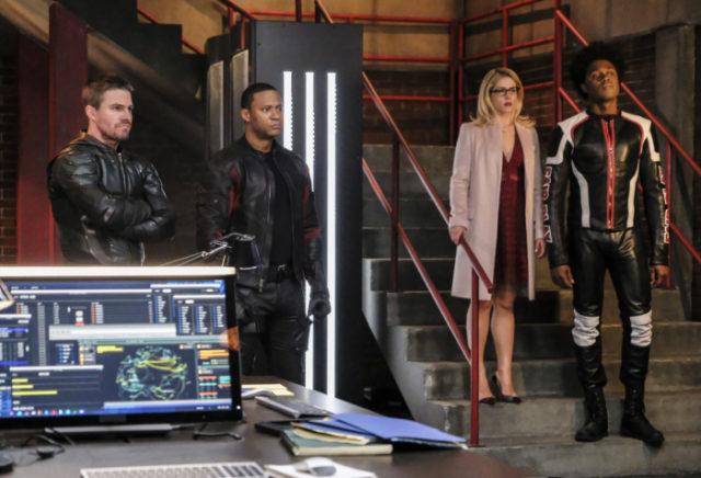 Arrow Season 6 Episode 12
