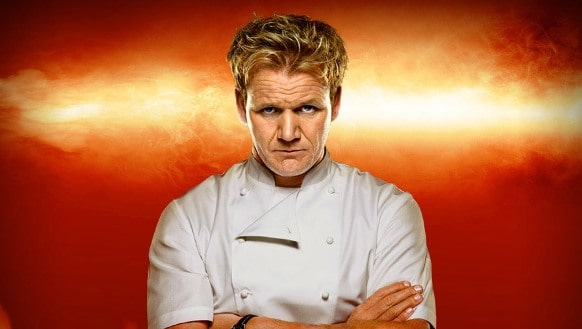 if youve ever watched the tv show hells kitchen starring master chef gordon ramsay you know that obviously all of us who cook even a little bit have - Hells Kitchen Tv Show