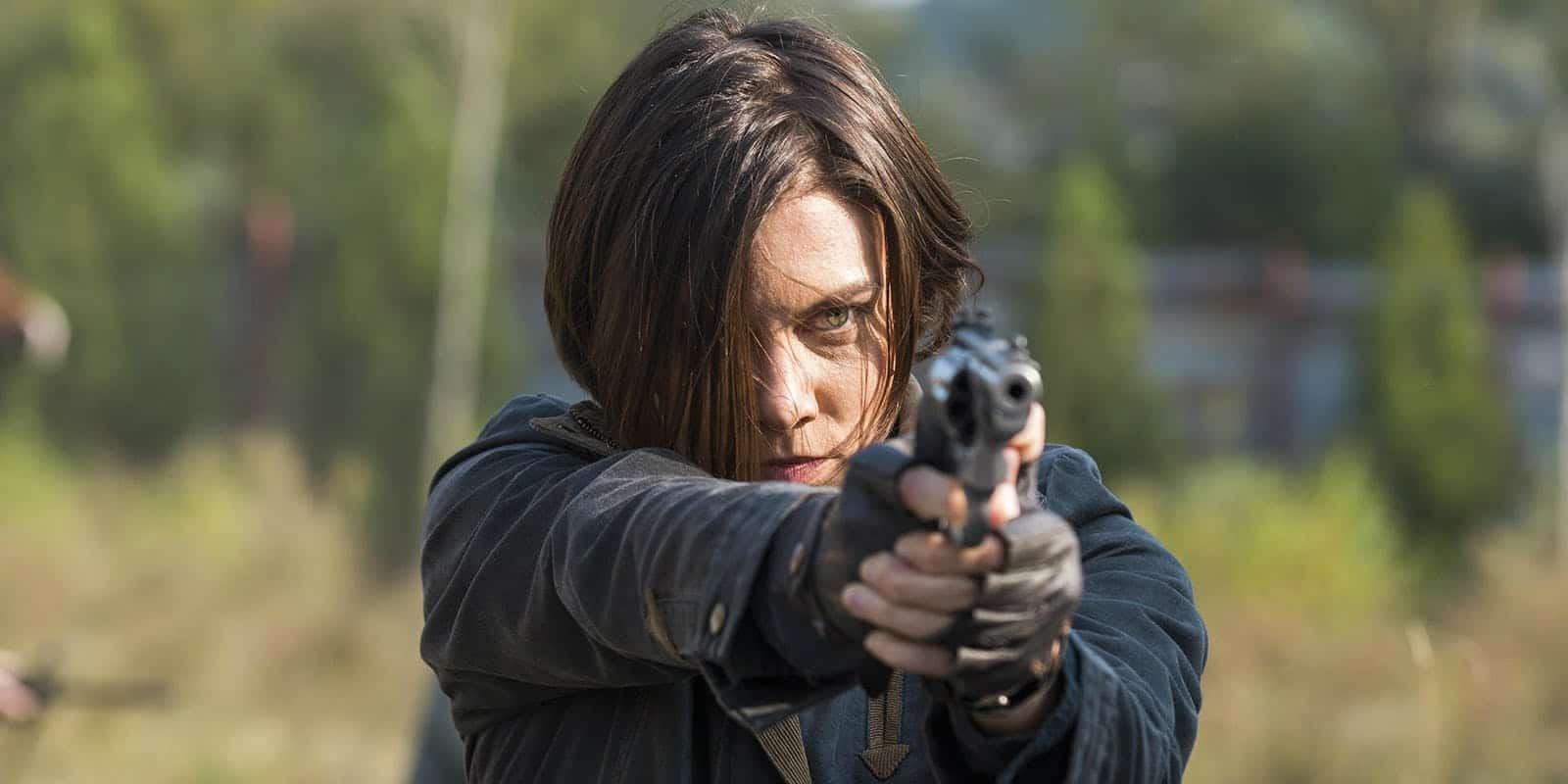 Lauren Cohan The Walking Dead