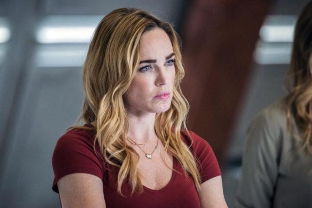 Arrow Season 6 Finale Caity Lotz