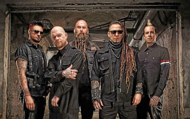 five finger death punch  Five Things You Didn't Know about Five Finger Death Punch