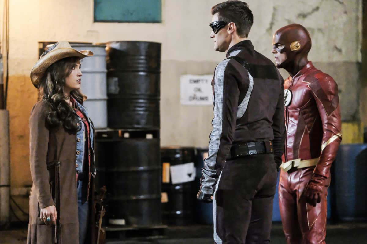 """The Flash S4E14 Review: """"Subject 9"""""""
