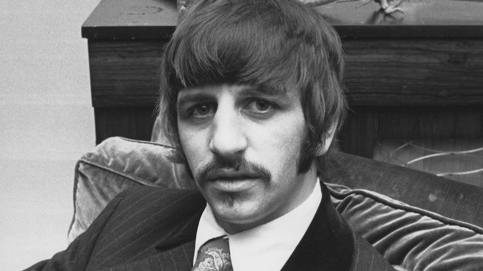 That's Sir Ringo to You: Ringo Star Officially Knighted