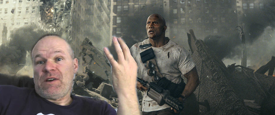 Uwe Boll Launches Attack On Dwayne Johnson S Rampage Movie