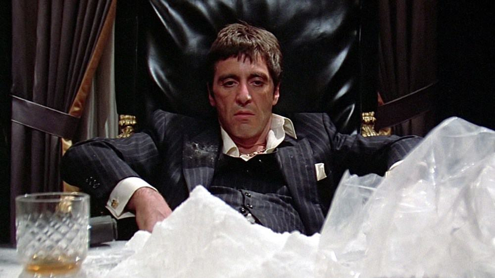 So What are Actors Snorting in All those Cocaine Scenes?