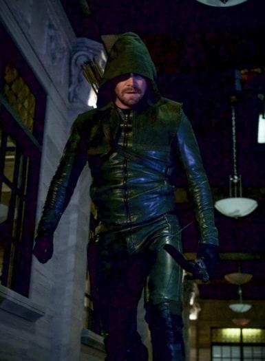 Arrow Season 6 Episode 18