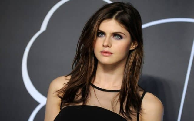 Five Things You Didnt Know About Alexandra Daddario
