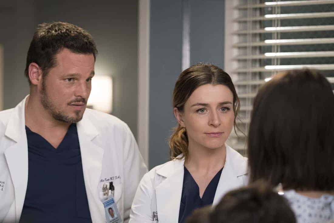 Grey\'s Anatomy Review: All You Have Is A Serenity Prayer - Long Room