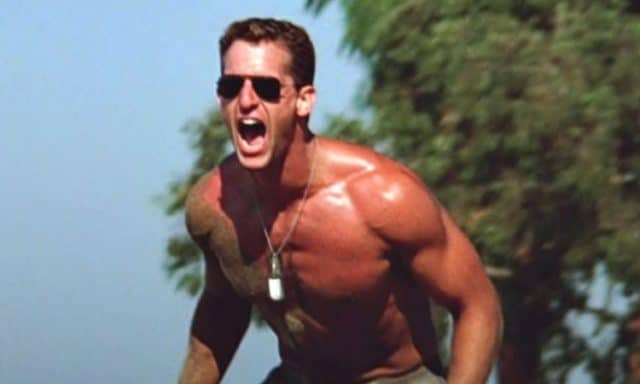 A Tribute to 80s Movie Studd Rick Rossovich