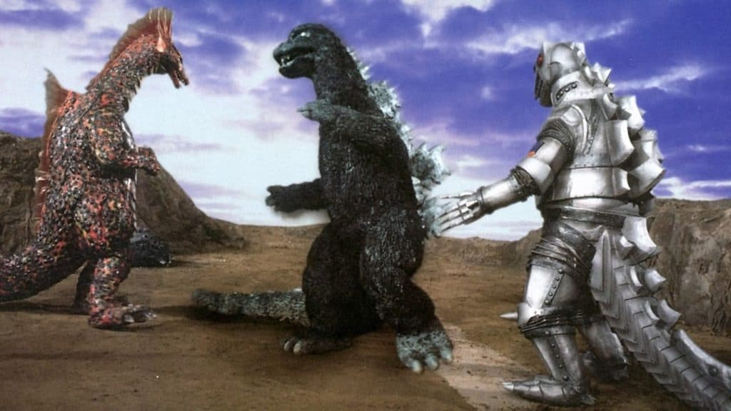 Ranking the Five Best Godzilla Movies of All-Time