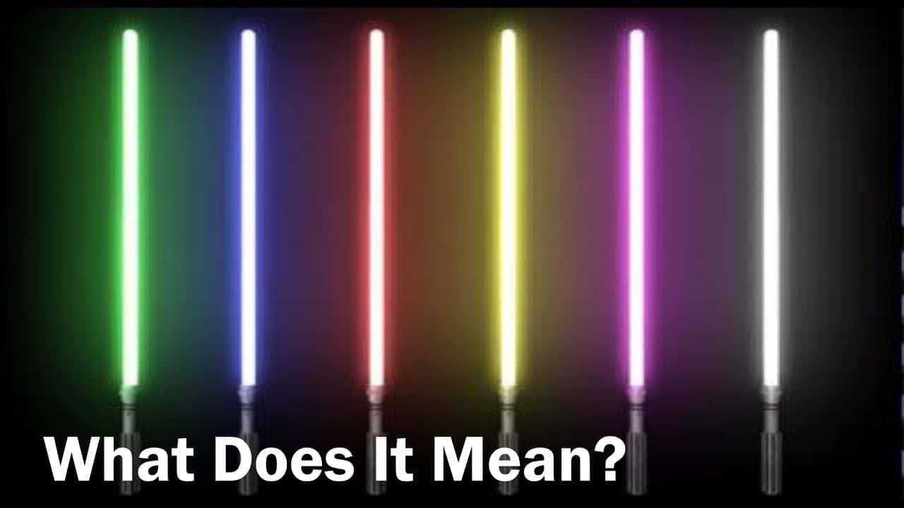 Lightsaber Colors Effy Moom