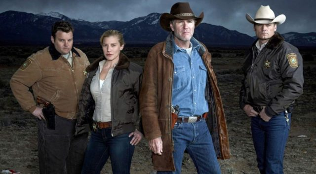 Here's What the Longmire Cast is Up to Today