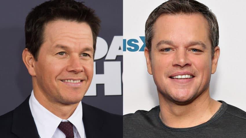 What Mark Wahlberg Says When He's Mistaken for Matt Damon