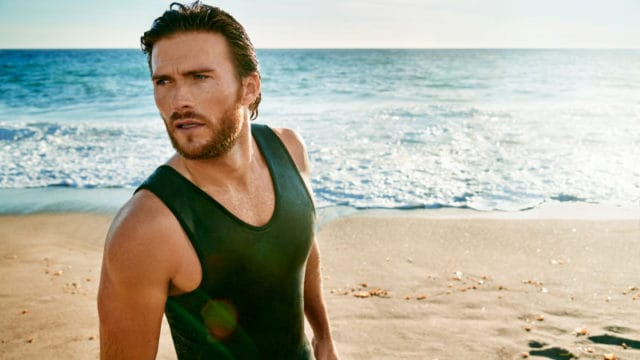 Scott Eastwood Surfing