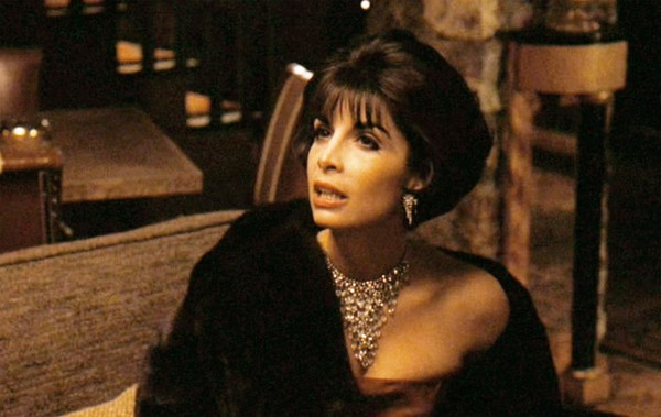 Image result for talia shire in the godfather