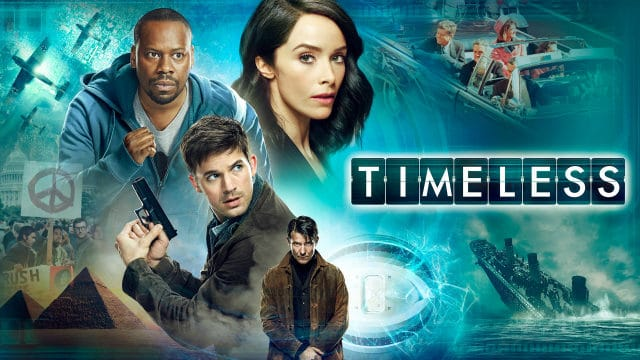 Save Timeless on NBC