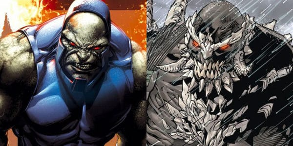 doomsday vs darkseid who would win in a fight long room