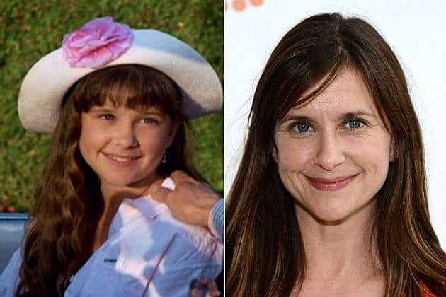 whatever happened to  u0026quot life goes on u0026quot  actress kellie martin