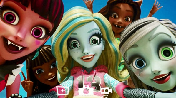 10 Things You Didn't Know about the Monster High Movies