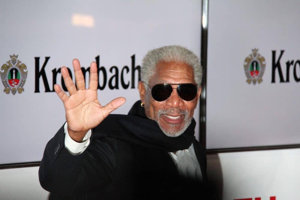 Morgan Freeman - 2012