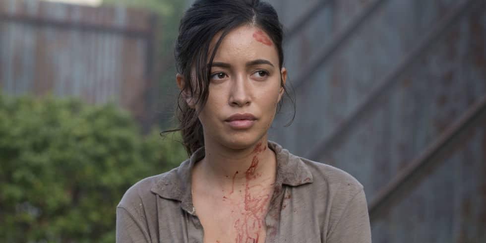 Rosita Walking Dead