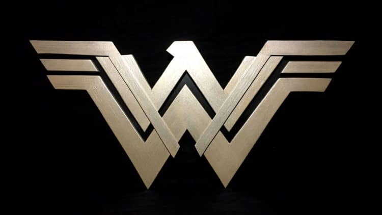 The History of and Story Behind the Wonder Woman Logo