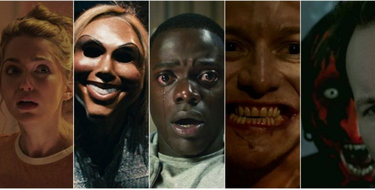 From 'Paranormal Activity' to 'The First Purge:' The 5 Best
