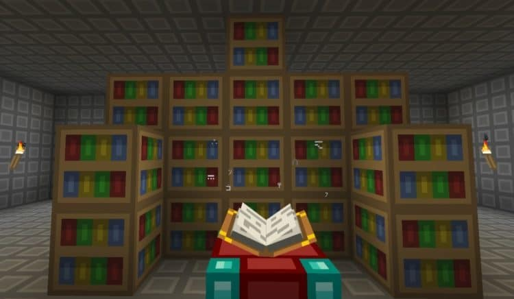 How To Get Going With An Enchantment Table In Minecraft