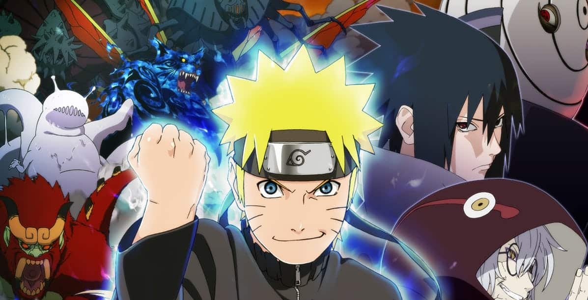 the five strongest naruto characters of all time long room