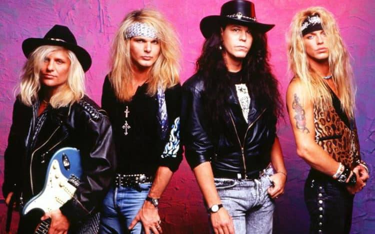 The Top 20 Hair Metal Bands Of All Time