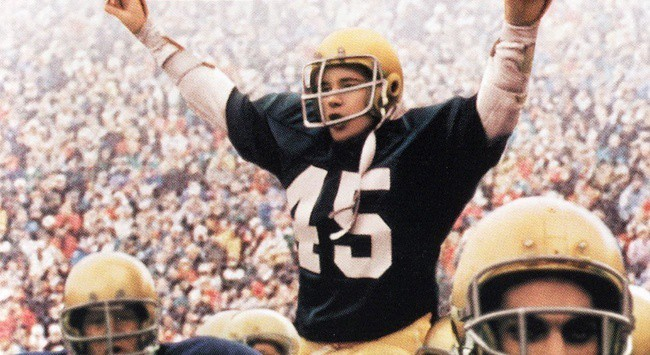Five Things the Movie Rudy Embellished a Little Bit