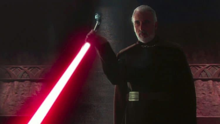 10 Things You Didn't Know about the Red Lightsaber
