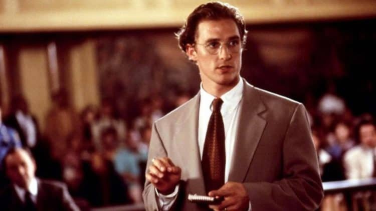 The Five Best Matthew McConaughey Performances in Movies