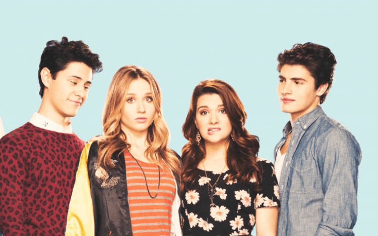 Whatever Happened To The Cast Of Faking It